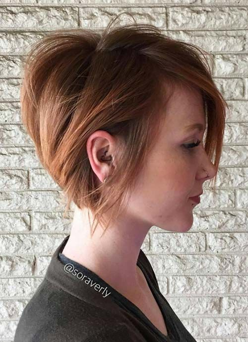 50 Amazing Short Hairstyles | The Fashionaholic